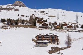 Verbier chalet on large plot and great views