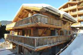 Verbier - new central chalet