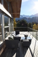 Chalet Le Renne D'Or - Swiss luxury contemporary chalet for sale:
